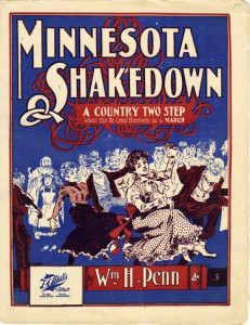 Minnesota shake-down.